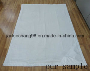 White Cotton Thermal Weave Duvet Cover for Adult pictures & photos