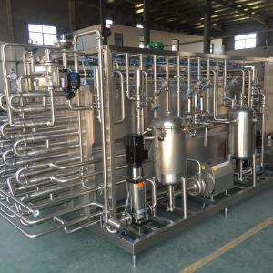 Fully Automatic 1000kg/H Tomato Ketchup Pasteurizer pictures & photos