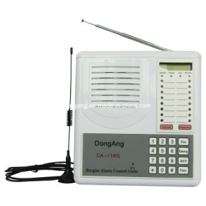 GSM Wireless Home Burglar Alarm (DA-118GT)