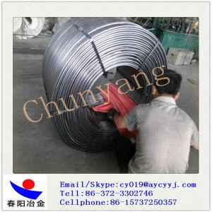 Calcium Ferro Alloy Cored Wire Dia 13mm Horizontale Axsi pictures & photos