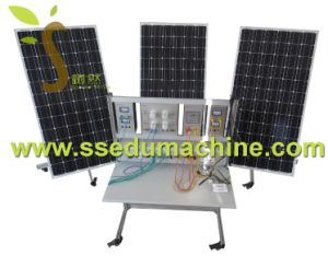 Educational Photovoltaic System Grid Connection Training Equipment Educational Equipment