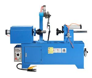 Automatic TIG Welding Jig for Round Tank Welding pictures & photos