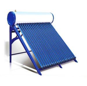 24 Heat Pipe Solar Products Water Heater pictures & photos