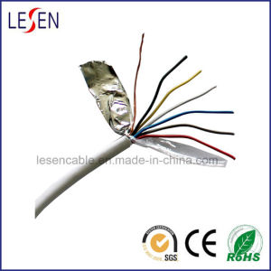 6core Security / Burglar Alarm Cable with Shield pictures & photos