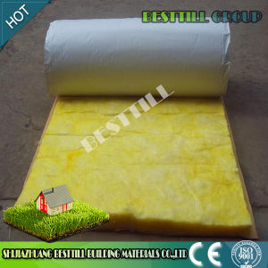 10-48kg/M3 Building Material Heat Insulation Glass Wool