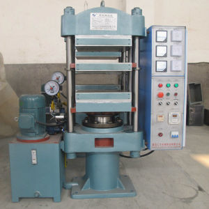 Lab Rubber Vulcanizer Hydraulic Press pictures & photos