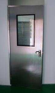 Cleanroom Stainless Steel Door pictures & photos
