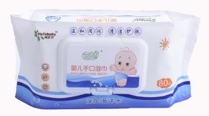 Baby Moutn Hand Cleaning Wipes pictures & photos