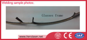 150 200W 400W Glasses Frames, Spectacles Frames, Eyeglasses Laser Welding Machine pictures & photos