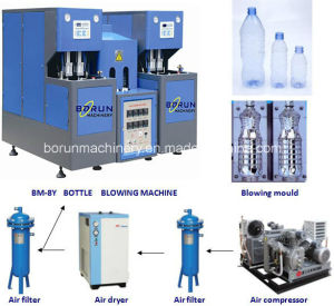 Semi Automatic Plastic Blowing Machine pictures & photos