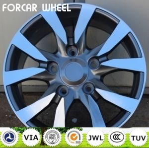 Auto Parts Car Aluminum Replica Toyota Alloy Wheel Rims pictures & photos