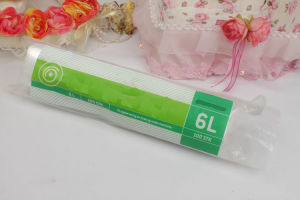 HDPE Clear Plastic Food Bag on Roll pictures & photos