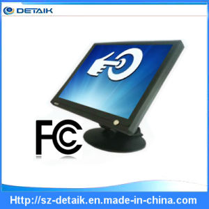17 Inch FCC LCD Touch Monitor (DTK-1718R)