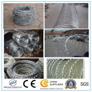 New Products Razor Blades Barbed Wire for Sale pictures & photos