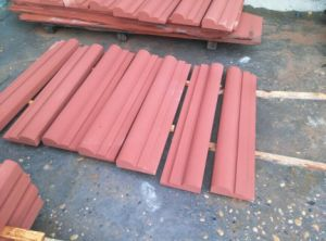 Red Colour Sandstone Borders pictures & photos