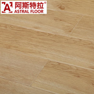 High Quality Crystal Diamond Surface (Great U-Groove) Laminate Flooring (AB2002) pictures & photos