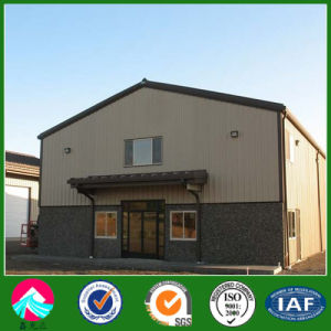 Low Cost Factory Workshop Steel Building Prefabricated Warehouse pictures & photos
