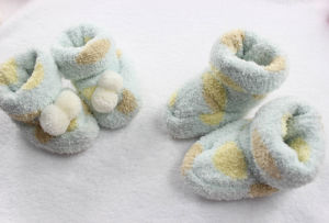 Babies′ Anti-Slip House Shoe Socks pictures & photos
