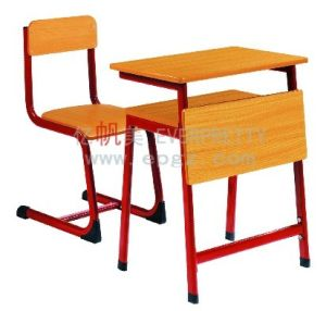 Middle East Student Desk and Chair Set for School Furniture (SF-62F) pictures & photos