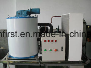 1t/24hrs Flake Ice Machine Used on Fish Boat pictures & photos