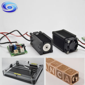 Laser Diode Module Cutting Engraving Blue 450nm 3.5W Laser Module pictures & photos