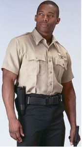 Comfortable Security Uniform for Men of Short Sleeve Sc-16 2013 pictures & photos