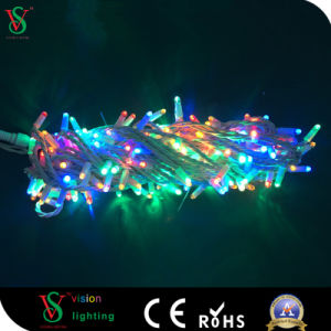 110V/220V Wedding Garland Outdoor Curtain Rope Lamps Christmas Light pictures & photos