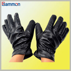 Cool PU Leather Motorbike Gloves (MG032)