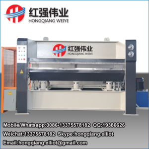 Woodworking Press Machine for Hot Press pictures & photos