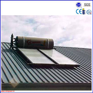 Good Quality Flat Panel Solar Water Heater pictures & photos