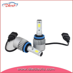 High Performance 4000lm 880 Motorcycle LED Headlight pictures & photos