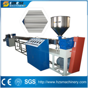 Plastic Extruder Machine for Cotton Stick pictures & photos