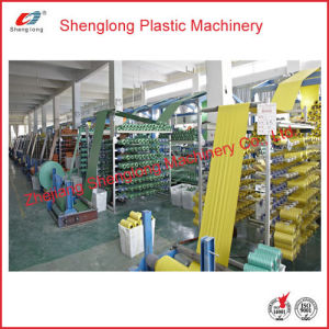 Plastic PP Woven Bag Making Machine Circular Loom (SL-SC-4/750) pictures & photos