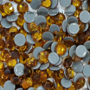 Ss10 (3mm) Crystal Hot Fix Rhinestones 10 Gross Hotfix Rhinestones pictures & photos