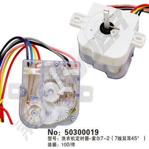Timer for Washing Machine 7 Line Ears 45 Washing Timer (50300019) pictures & photos