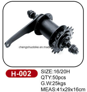 high quality bicycle hubs H-002 pictures & photos