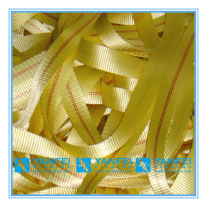 Polyester Ratchet Lashing Belt Material pictures & photos