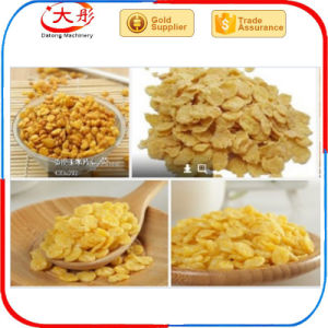 Hot Sale Extruded Corn Flakes Breakfast Cereal Machinery pictures & photos