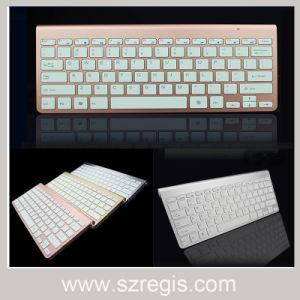Mini Slim Wireless Bluetooth Keyboard pictures & photos