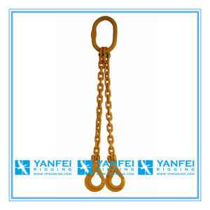 G80 Chain Sling of Double Legs Chain Sling pictures & photos