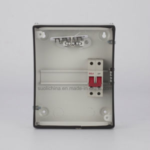 Mdb-H Series 1 Phase Distribution Box (NEW TYPE) pictures & photos
