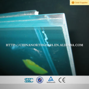 Outdoor Decoration Tempered Glass Customized Smart Transparent LED Glass pictures & photos