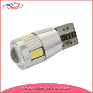 12V W5w 194 6*5730SMD/5630SMD Canbus LED Car Light with Lens for Mazda 3
