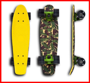 China Penny Skateboard Vinyl Cruiser Skateboard Vs Skb 10
