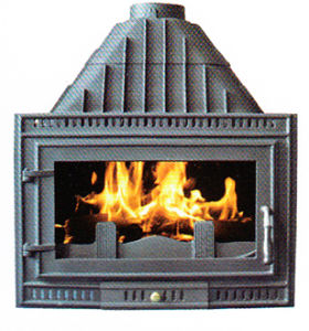 Insert Cast Iron Stove (FIPA076) , Wood Insert Stove pictures & photos
