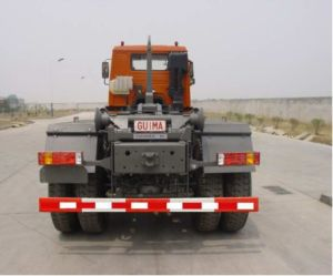 Detachable Container Compression Garbage Collector pictures & photos