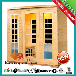 2014 Kl-4saf Far Infrared Carbon Heater Good Sauna Cabin