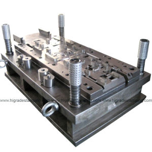 Stamping Die/Stamp Die of Automobile/Progressive Die/Metal Stamping Tooling (J03) pictures & photos