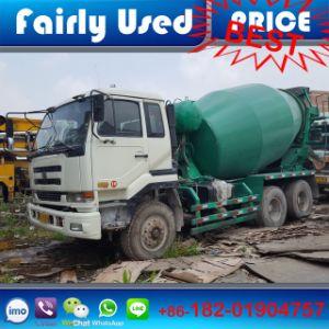 Japan Origin Nissan Ud Concrete Mixer Truck, Used Mixer Truck pictures & photos