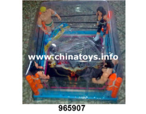 Most Popular Toys Novelty Toys, Plastic Wrestler Doll (965903) pictures & photos